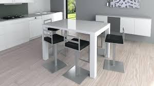 table ilot cuisine haute tabouret pour cuisine table haute de cuisine et tabouret table haute