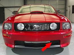 2007 mustang grill lower bumper grille for gt c s shelby gt lh 07 09 3z17e811aa