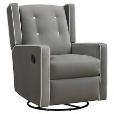 Swivel Recliner Chairs by Baby Relax Mikayla Swivel Gliding Recliner Hayneedle