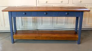 salvaged wood console table barn wood console table with slatted shelf ecustomfinishes