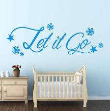 Bedroom Wall Decals Uk Outstanding Frozen Wall Decals Uk Frozen Border Bedroom Makeover