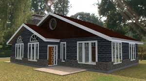 house designs in kenya elegant three bedroom bungalow house plan