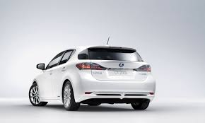 lexus ct200h premier lexus ct 200h full details and pricing