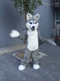 mascot costumes for halloween online get cheap wolf mascot costumes aliexpress com alibaba group