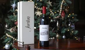Corporate Holiday Gift Ideas Jordan Winery Holiday Gift Guide Corporate Gifts Wine Gift Boxes