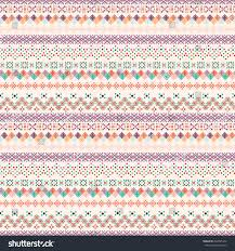 Tribal Print Wallpaper by Ethnic Boho Seamless Pattern Tribal Art Stock Vector 448105474
