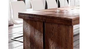 Esszimmertisch Massiv Eiche Dublin Tisch In Eiche Massiv Verwittert 260x100 Cm