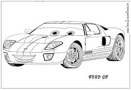 dessin a colorier a imprimer voiture de course dessincoloriage