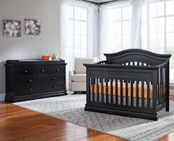 Westwood Design Jonesport Convertible Crib by Westwood Stone Harbor 2 Piece Nursery Set Crib And Double Dresser