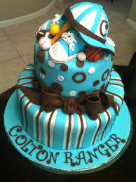 sports baby shower cake gumpaste cap sneakers sports bal u2026 flickr