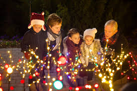 thanksgiving point s luminaria introduces new lights tradition in