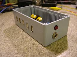 Diy Charging Station The Life Of Kenneth Diy Usb Power Strip