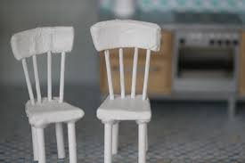 dollhouse kitchen chairs you have brand new chairs for your toy kitchen enjoy