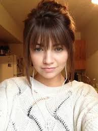 bet bangs for thick hair low forehead 33 long layered hair style with bangs long hairstyle bangs and