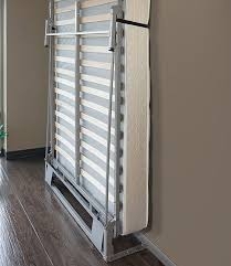 Freestanding Murphy Bed Frame Free Standing Murphy Bed For Diy For The Home Pinterest