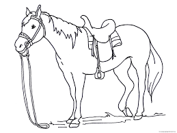 coloring sheets of a horse horse pictures to coloring pages horse pictures to coloring pages 34
