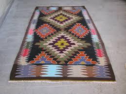 Aztec Design Rugs Aztec Design Rug Aztec Design Kilim Boho Rug Boho Kilim Kilim