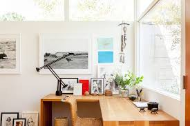office decor 9 smart ways to refresh your home office décor mydomaine