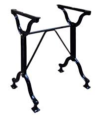 Cast Iron Bistro Table Lateral Cast Iron Bistro Table Base Bistrofurniture
