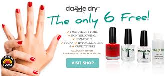 quick dry and non toxic nail polish dazzle dry