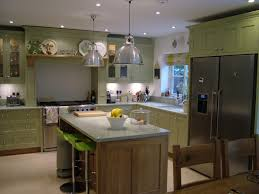 painted and oak kitchen kent mark stone u0027s welsh kitchens