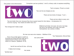 two various sayings involving the word two i m not su flickr