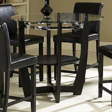 tall round kitchen table tall round dining table on dining tables landon chocolate for 42