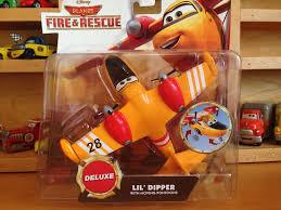 mattel disney planes fire u0026 rescue deluxe lil u0027 dipper