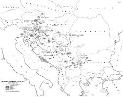 Germany Map Outline by The German Campaign In The Balkans 1941 By Mueller Hillebrand