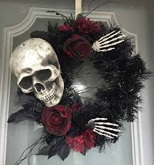 halloween wreath diy halloween wreath mforum