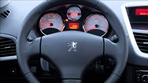 peugeot cars 2012 car interior 2012 peugeot 207 quiksilver aro 15 1 youtube