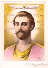 Count St Germain Ascended Master Shrine Of Freedom And Of David Lloyd