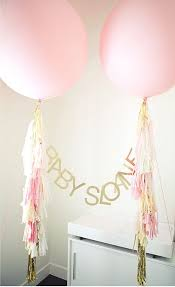 Welcome Baby Home Decorations Best 25 Baby Balloon Ideas On Pinterest Baby Shower Balloon