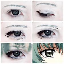 shuishi on lenses tutorials and makeup