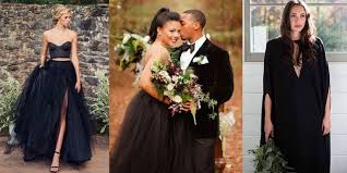 and black wedding 21 wedding dresses for who only wear black
