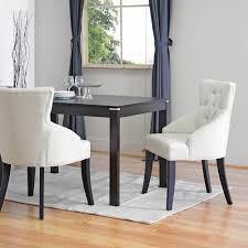 Zebra Print Dining Chairs Baxton Studio Halifax Beige Fabric Upholstered Dining Chairs Set