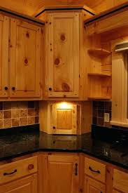 kitchen cabinet appliance garage kitchen cabinets appliance garage solid wood pine kitchen cabinets