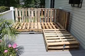 Diy Outdoor Sectional Sofa Plans Diy Pallet Patio Furniture Tutorials For Chic And Practical