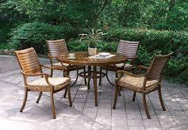 Round Patio Furniture Set Patio Table Set U2013 G Crew Designs