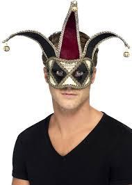 venetian jester costume venetian harlequin mask masquerade costumes clown