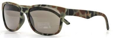 Frame Esprit esprit unisex wayfarer sunglasses camouflage frame green lens
