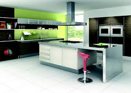 Modele De Cuisine Avec Ilot by Cuisine Design Italienne Avec Ilot Innovatinghomedecor Com