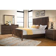 riverside bedroom furniture 6 drawer dresser in brushed acacia by riverside furniture wolf and