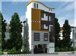 three story house plans in india photo home design