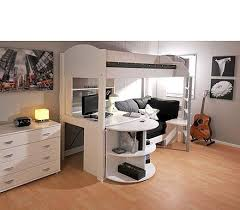 Childrens Bunk Bed With Desk Student Rental Bed Ideas On Pinterest Bunk Bed Desk Futon