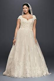 Vintage Weddings Fashion Vintage Plus Size Wedding Dresses David U0027s Bridal
