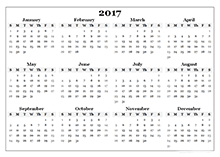 mini calendar template 2017 calendar templates 2017 monthly yearly templates