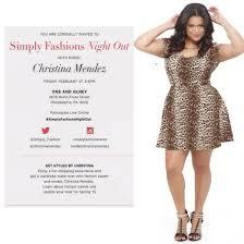simply fashions plus size model mendez to host simply fashions