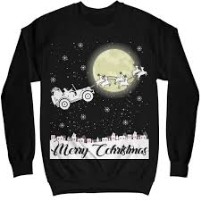 jeep christmas shirt christmas santa jeep sleigh reindeer ugly sweater shirt noel merry