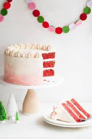 peppermint red velvet cake u2014 style sweet ca